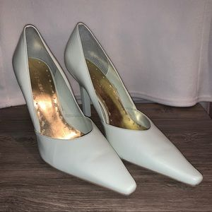 BCBGirls Mint Green Stilettos